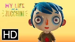 Download My Life As A Zucchini - Official Trailer Video