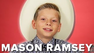 Download Mason Ramsey Answers Fan Questions (And Yodels!) Video