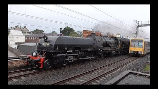 Download Australia: Sydney's Great Steam Train Race 2018 Video