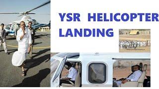 Download YSR HELICOPTER LANDING Video