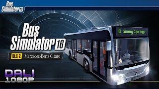 Download Bus Simulator 16 - Mercedes-Benz Citaro G PC Gameplay Video