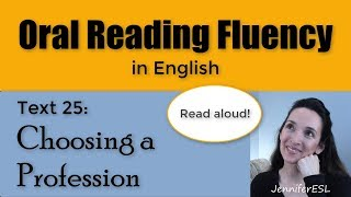 Download Oral Reading Fluency 25 📖 English Vocabulary and Pronunciation 🗣 Build Confidence! 💪 Video