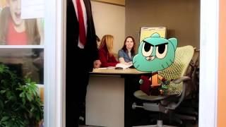 Download Cartoon Network Latin America - Gumball Take Over (2012) Video