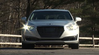 Download Genesis G90 3.3T AWD 2017 Review Video