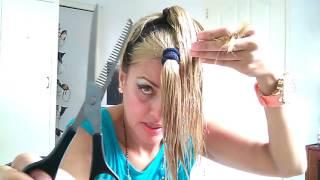 Download Como corto mi cabello en capas o desgrafilado en casa//DaNnY sTyLe. Video