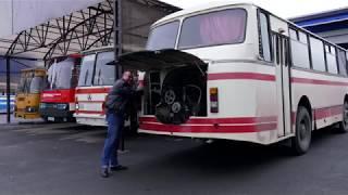 Download Заводим ЛАЗ 695 после месяца ремонта. Перезалив. Video