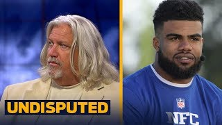 Download Rob Ryan on how Cowboys will do without Ezekiel, if Patriots are unstoppable in 2017 | UNDISPUTED Video