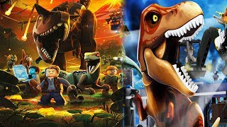 Download LEGO JURASSIC WORLD: FALLEN KINGDOM | MINI PELÍCULA Video