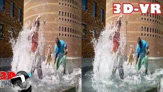 Download 3D Extreme Effects Compilation | 3D Side by Side SBS VR Active Passive Video