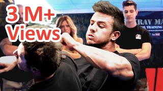 Download KRAV MAGA TRAINING • How to block Hook Punches in a Street Fight Video