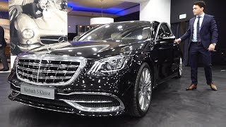 Download 2018 Mercedes S Class S560 Maybach Long - NEW Full Review 4MATIC + Interior Exterior Infotainment Video