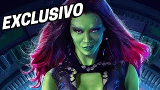 Download Cómo Pudo Haber Lucido Gamora En El UCM Video