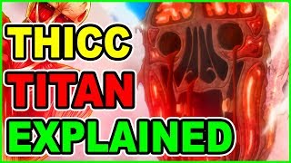 Download THICC 120 METER ROD TITAN EXPLAINED! | Attack on Titan Season 3 Colossal Titan Theory Video