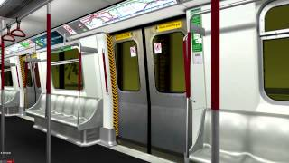 Download [openBVE] MTR Island Line (Kennedy Town to Chai Wan) (ATO Mode) Video