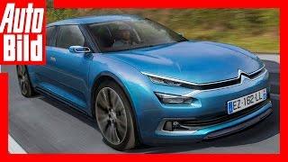 Download Zukunftsvision: Citroën C5 / 2018 / Französisches Designerstück Video