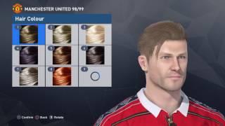Download D. Beckham PES 2017 face & stats Video