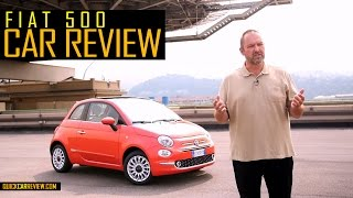 Download CAR REVIEW: 2016 Fiat 500 Test Drive Video