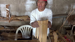 Download Making a pan flute Video
