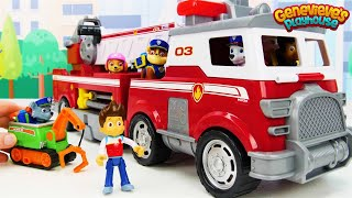 Download Toy Learning Video for Kids with Paw Patrol Ultimate Rescue Vehicles! Video