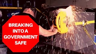Download Breaking into a Government Safe Video