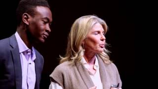 Download The Radiance of Self Reflection: Sandy Hessler & Brolin Mawejje at TEDxJacksonHole Video