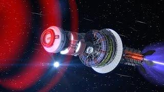 Download Cosmic Journeys - Interstellar Flight Video