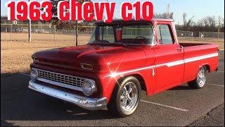 Download 1963 chevy c10 walk around/drive Video