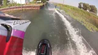 Download GoPro 2013 StandUp Jet Ski Freeride North Channel Lake St Clair Video