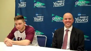 Download SPU MEN'S BASKETBALL: Post-Game Press Conference (Mar. 3, 2016) Video