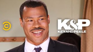 Download Martin Luther King Jr. vs. Malcolm X at the Theater - Key & Peele Video
