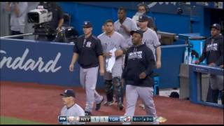 Download BENCHES CLEAR TWICE (Yankees vs. Blue Jays) Sept 26 Video