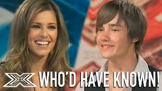 Download When Liam Met Cheryl, Who'd Have Known | X Factor Global Video
