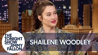 Download Shailene Woodley Shares Her Favorite Meryl Streep Memory from Big Little Lies Video