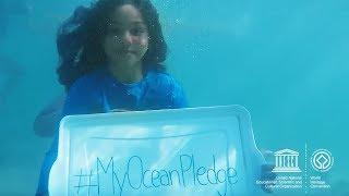 Download #MyOceanPledge Video