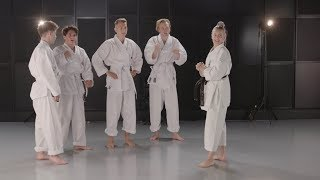 Download Karate with Anne-Marie [Episode 2: The Vamps] Video