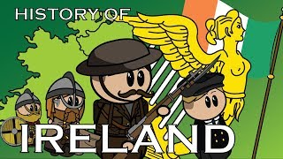 Download The Animated History of Ireland Video