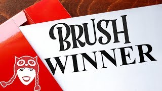 Download LIVE We announce the Winners of the Art Sherpa Silver Brush Giveaway Video