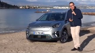 Download Review: Kia e-Niro 64 kWh - Volledig elektrische Kia legt de lat hoog Video