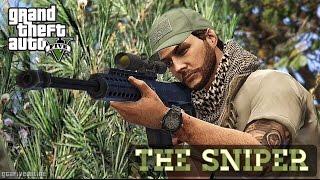 Download The Sniper - GTA 5 movie Video