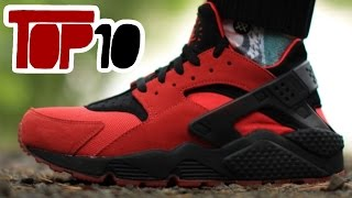 Download Top 10 Nike Shoes Of 2016 Video