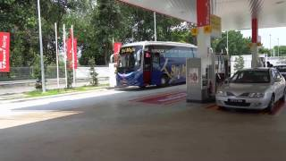 Download 11 USD Bus Malaysia to Thailand Video