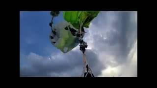 Download Skydive Gone Wrong - Cutaway to double malfunction - Never Give up Video