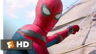 Download Spider-Man: Homecoming (2017) - Washington Monument Rescue Scene (3/10) | Movieclips Video