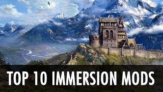 Download Skyrim: Top 10 Immersion Mods Video