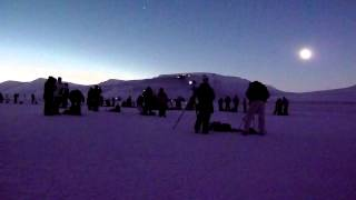 Download Total Solar Eclipse in Svalbard 2015 (Crowd Reaction) Video