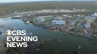 Download Mexico Beach in Florida reduced to rubble after Hurricane Michael Video
