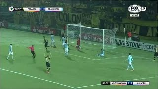 Download Peñarol 4 - 3 Sporting Cristal Copa Libertadores 2016 Video