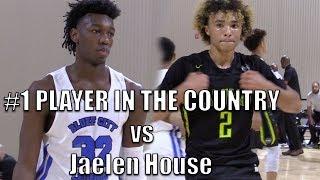 Download Jaelen House vs James Wiseman! LV Prospects vs Bluff City Video