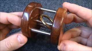 Download Trapped ring puzzle/trick IMPOSSIBLE (not really) Video