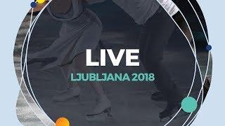 Download LIVE 🔴 | Men Short Program | Ljubljana 2018 Video